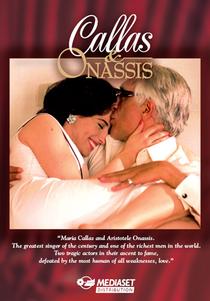 Callas e Onassis - Poster / Capa / Cartaz - Oficial 1