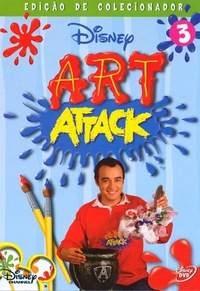 Art Attack - Poster / Capa / Cartaz - Oficial 1