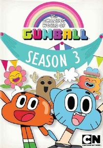 O Incrível Mundo de Gumball (3ª Temporada) - Poster / Capa / Cartaz - Oficial 6