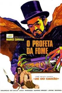 O Profeta da Fome - Poster / Capa / Cartaz - Oficial 1
