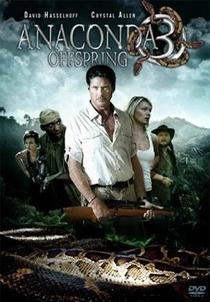 Anaconda 3 - Poster / Capa / Cartaz - Oficial 1