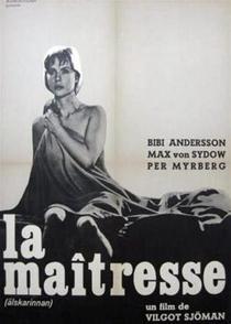 A Amante Sueca  - Poster / Capa / Cartaz - Oficial 2