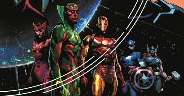 """Vingadores enfrentam a """"Ira de Ultron"""" em preview de graphic novel"""