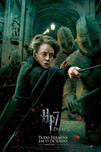 Harry Potter e as Relíquias da Morte - Parte 2 - Poster / Capa / Cartaz - Oficial 36