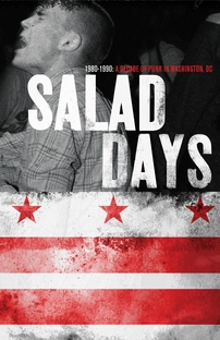 Salad Days: A Decade of Punk in Washington, DC - Poster / Capa / Cartaz - Oficial 1