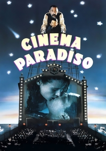 Cinema Paradiso - Poster / Capa / Cartaz - Oficial 14