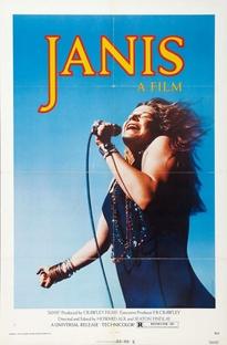 Janis - Poster / Capa / Cartaz - Oficial 2