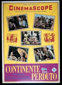 Continente dos Deuses - Poster / Capa / Cartaz - Oficial 1