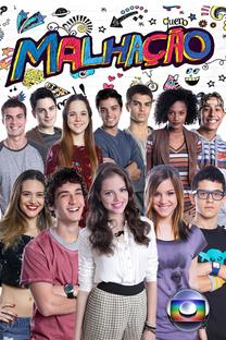 Malhação | 20ª Temporada - Poster / Capa / Cartaz - Oficial 1