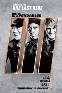 Os Mercenários 3 - Poster / Capa / Cartaz - Oficial 41