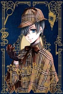 Kuroshitsuji: Book of Murder - Poster / Capa / Cartaz - Oficial 4