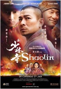 Shaolin - Poster / Capa / Cartaz - Oficial 5