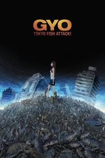 Gyo - O Cheiro da Morte - Poster / Capa / Cartaz - Oficial 2