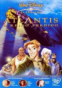 Atlantis - O Reino Perdido - Poster / Capa / Cartaz - Oficial 5