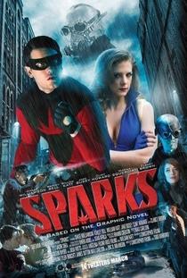 Sparks - Poster / Capa / Cartaz - Oficial 2