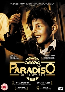 Cinema Paradiso - Poster / Capa / Cartaz - Oficial 10