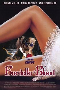 O Bordel de Sangue - Poster / Capa / Cartaz - Oficial 1