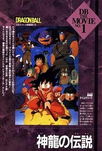Dragon Ball 1: A Lenda de Shen Long - Poster / Capa / Cartaz - Oficial 6
