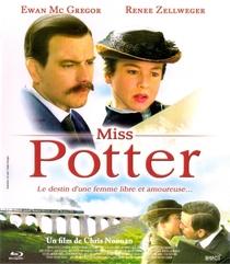 Miss Potter - Poster / Capa / Cartaz - Oficial 4