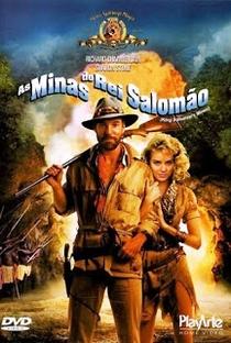 As Minas do Rei Salomão - Poster / Capa / Cartaz - Oficial 5