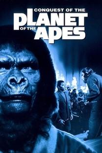 Conquista do Planeta dos Macacos - Poster / Capa / Cartaz - Oficial 5