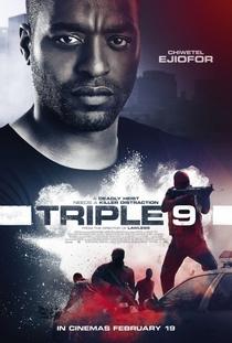 Triple 9: Polícia em Poder da Máfia - Poster / Capa / Cartaz - Oficial 8
