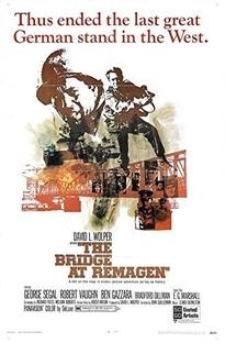 A Ponte de Remagen - Poster / Capa / Cartaz - Oficial 1