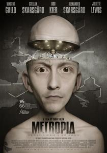 Metropia - Poster / Capa / Cartaz - Oficial 1