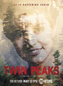 Twin Peaks (3ª Temporada) - Poster / Capa / Cartaz - Oficial 2