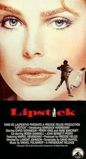 Lipstick - A Violentada - Poster / Capa / Cartaz - Oficial 2