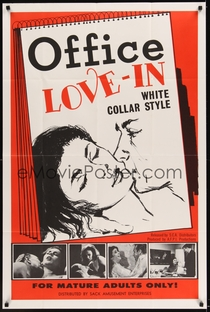 Office Love-in, White-Collar Style - Poster / Capa / Cartaz - Oficial 1