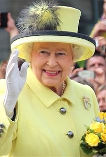 Rainha Elizabeth II - Poster / Capa / Cartaz - Oficial 2