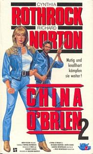 China O'Brien 2 - Quanto Mais Quente Melhor - Poster / Capa / Cartaz - Oficial 1