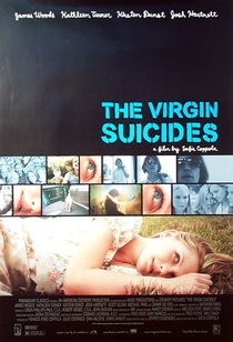 As Virgens Suicidas - Poster / Capa / Cartaz - Oficial 2