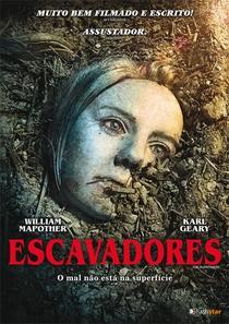 Escavadores   - Poster / Capa / Cartaz - Oficial 1