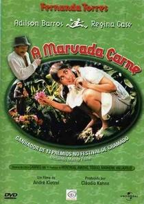 A Marvada Carne - Poster / Capa / Cartaz - Oficial 2