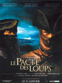 O Pacto dos Lobos - Poster / Capa / Cartaz - Oficial 3