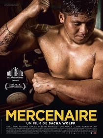 Mercenário - Poster / Capa / Cartaz - Oficial 1