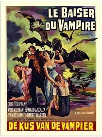 O Beijo do Vampiro - Poster / Capa / Cartaz - Oficial 7