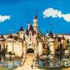 A Disneylândia antes de ser construída