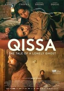 Qissa: O Fantasma é um Viajante SolItário - Poster / Capa / Cartaz - Oficial 1