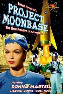 Project Moonbase - Poster / Capa / Cartaz - Oficial 1