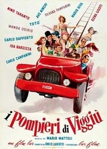 I pompieri di Viggiù - Poster / Capa / Cartaz - Oficial 1