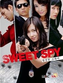Sweet Spy  - Poster / Capa / Cartaz - Oficial 1