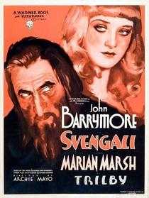 Svengali - Poster / Capa / Cartaz - Oficial 2