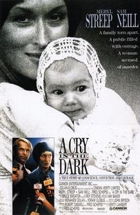 Um Grito no Escuro - Poster / Capa / Cartaz - Oficial 1