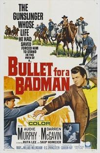 Balas Para Um Bandido - Poster / Capa / Cartaz - Oficial 1