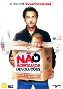 Não Aceitamos Devoluções - Poster / Capa / Cartaz - Oficial 3
