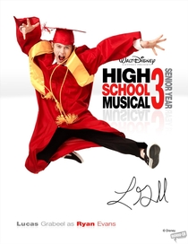 High School Musical 3: Ano da Formatura - Poster / Capa / Cartaz - Oficial 10