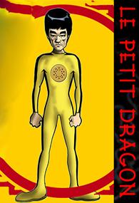 Le Petit Dragon - Poster / Capa / Cartaz - Oficial 1